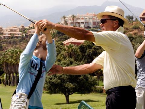 Vuoi iniziare a giocare a Golf? Ecco le ... - Acaya Golf Club